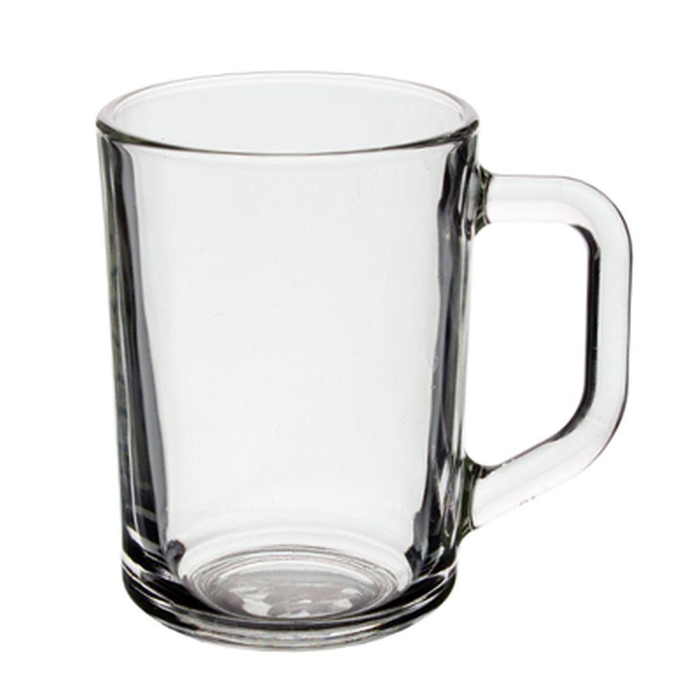 "ОСЗ Кружка стеклянная, 200мл, ""Greеn Tea"", 09с1433"