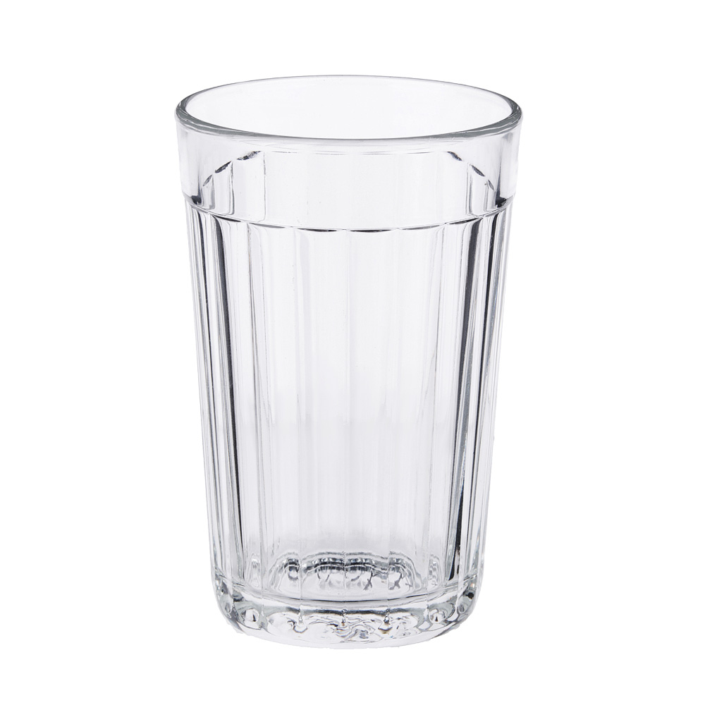 Стакан граненый, стекло, 250 мл, ОСЗ