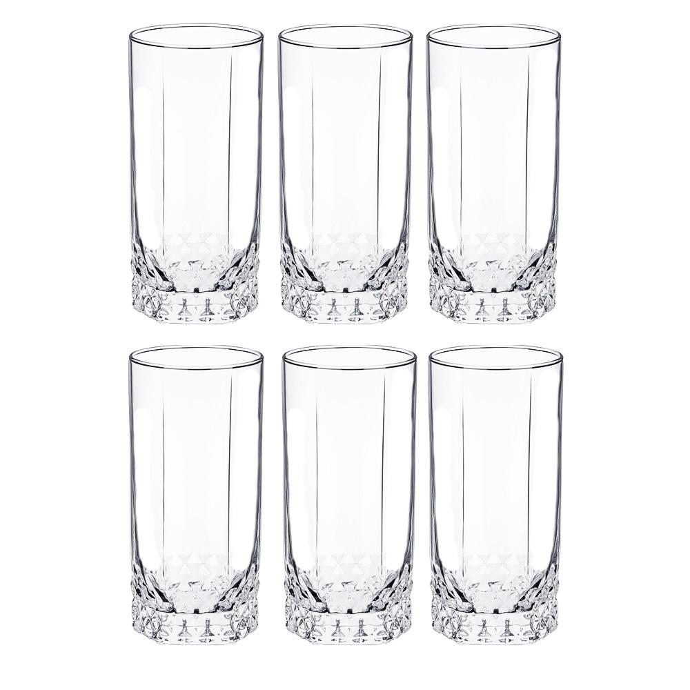 PASABAHCE Набор стаканов 6шт, 290мл Вальс 42942