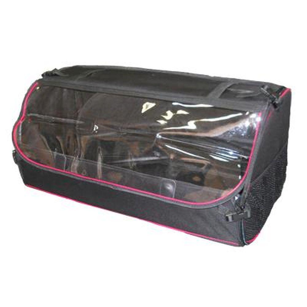 NEW GALAXY Органайзер в багажник, прозрачная крышка, 66х29,5х33 см