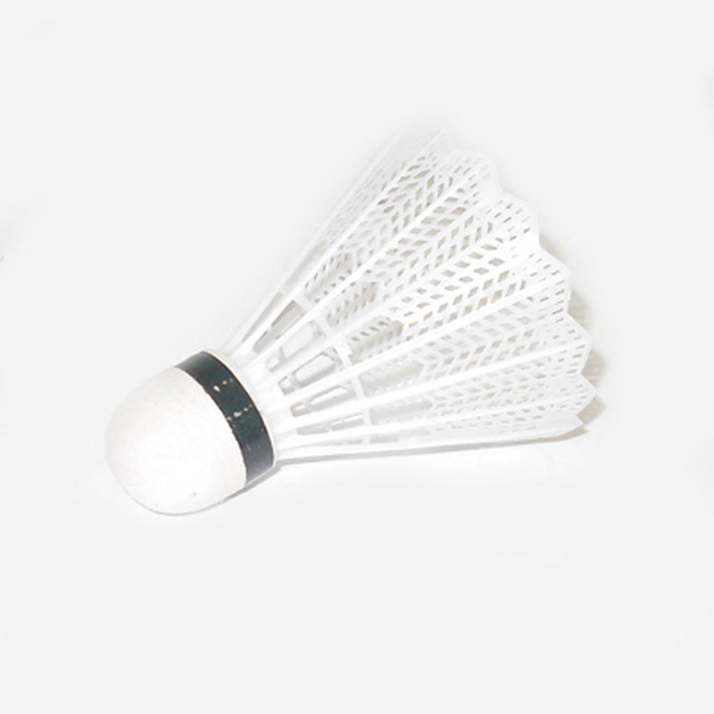 Бадминтон волан пластиковый (блок 40шт, цена за шт)