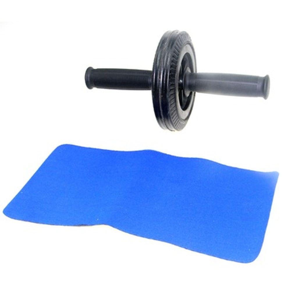 Тренажер Ролик для мышц пресса 14х28см