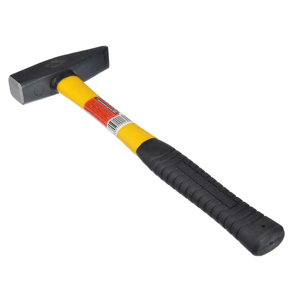 Молоток кованый с пластиковой ручкой 500гр.