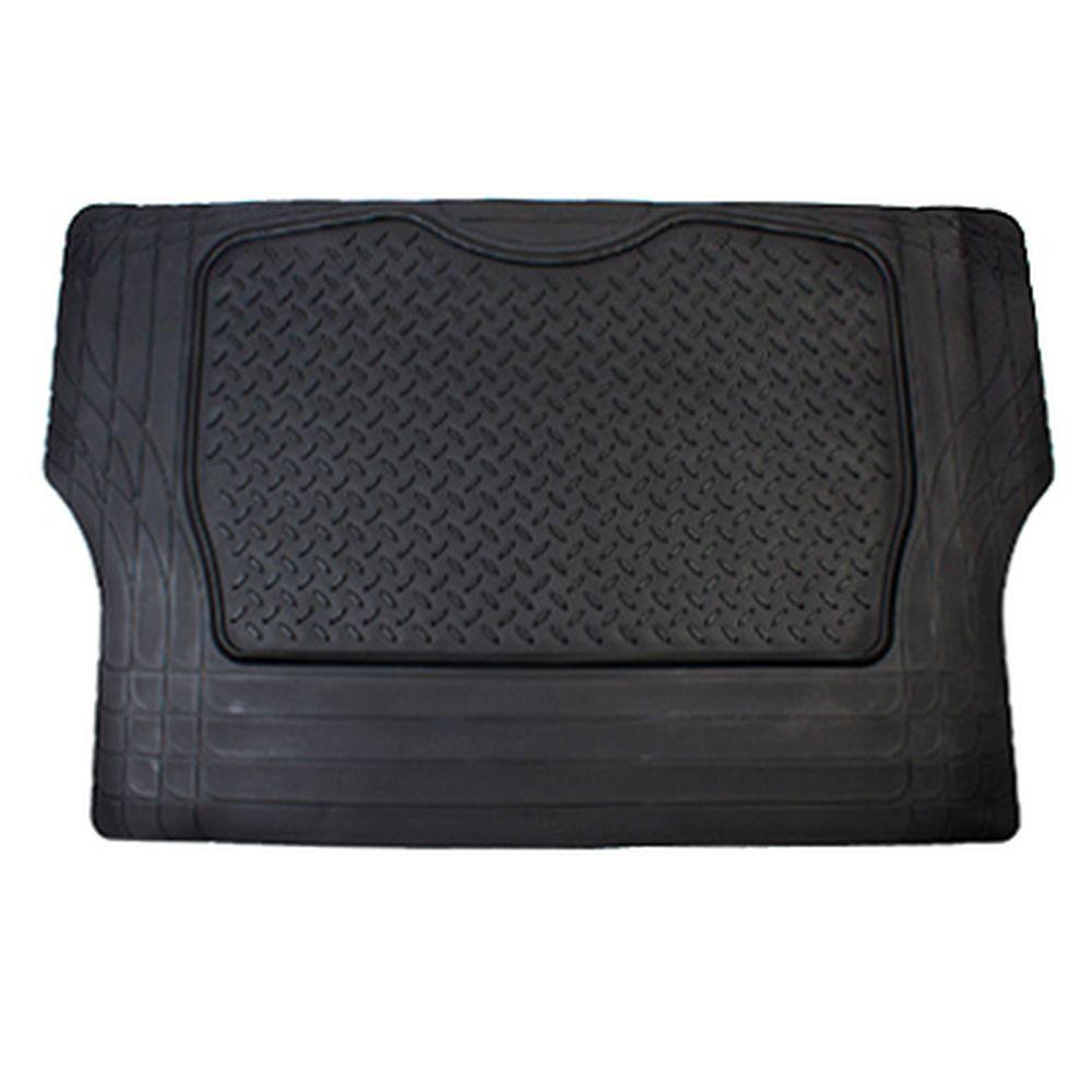 NEW GALAXY Коврик в багажник универсальный PVC/NBR, 80х127см, черный, TS1802P-S