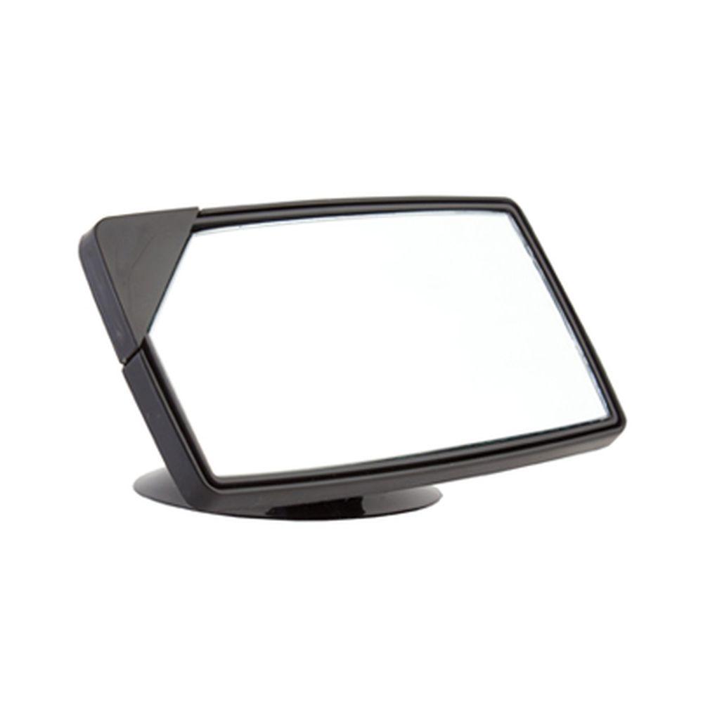 NEW GALAXY Зеркало внутрисалонное на присоске с возможностью мгновенного снятия и установки 110х55мм