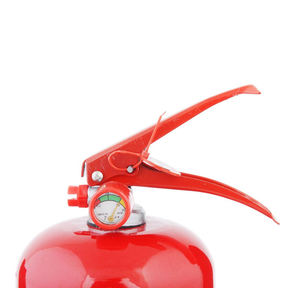 Огнетушитель ОП-2 с манометром