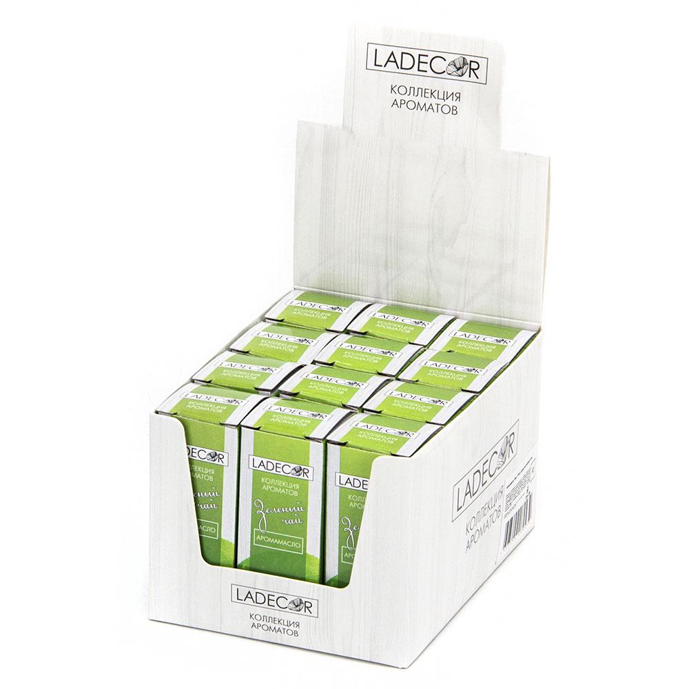 LA DECOR Аромамасло 10мл Y10A с ароматом зеленого чая
