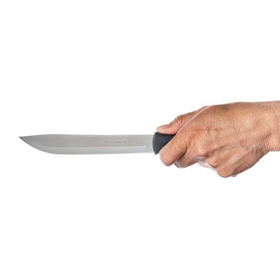 Кухонный нож 18 см Tramontina Athus, черная ручка, 23083/007