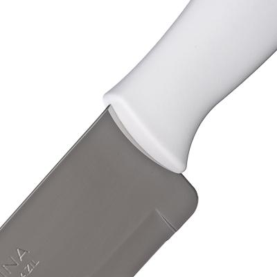 Кухонный нож 18см, белая ручка, Tramontina Athus, 23084/087