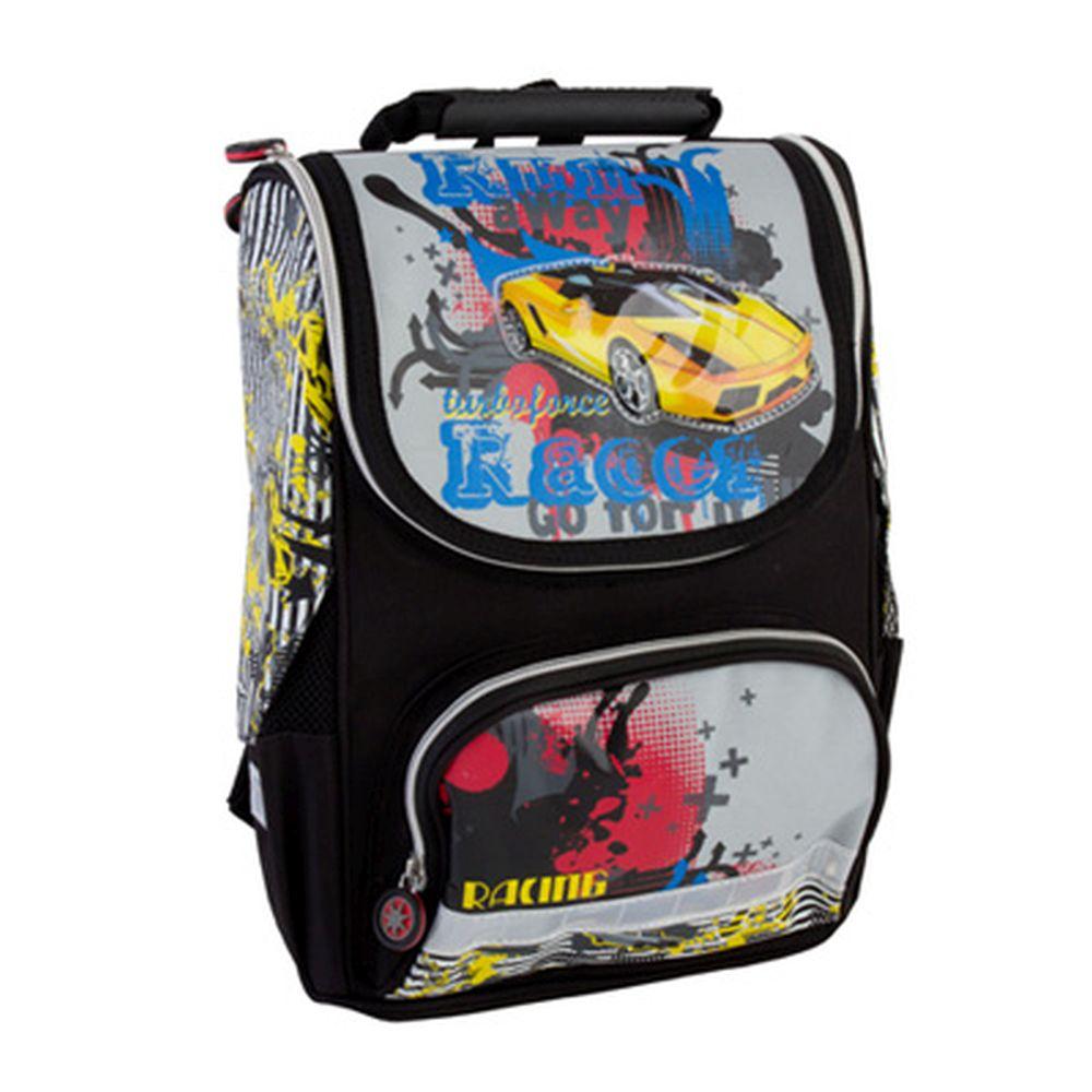 Рюкзак школьный Рейсинг, 34*25*13см, 119K401