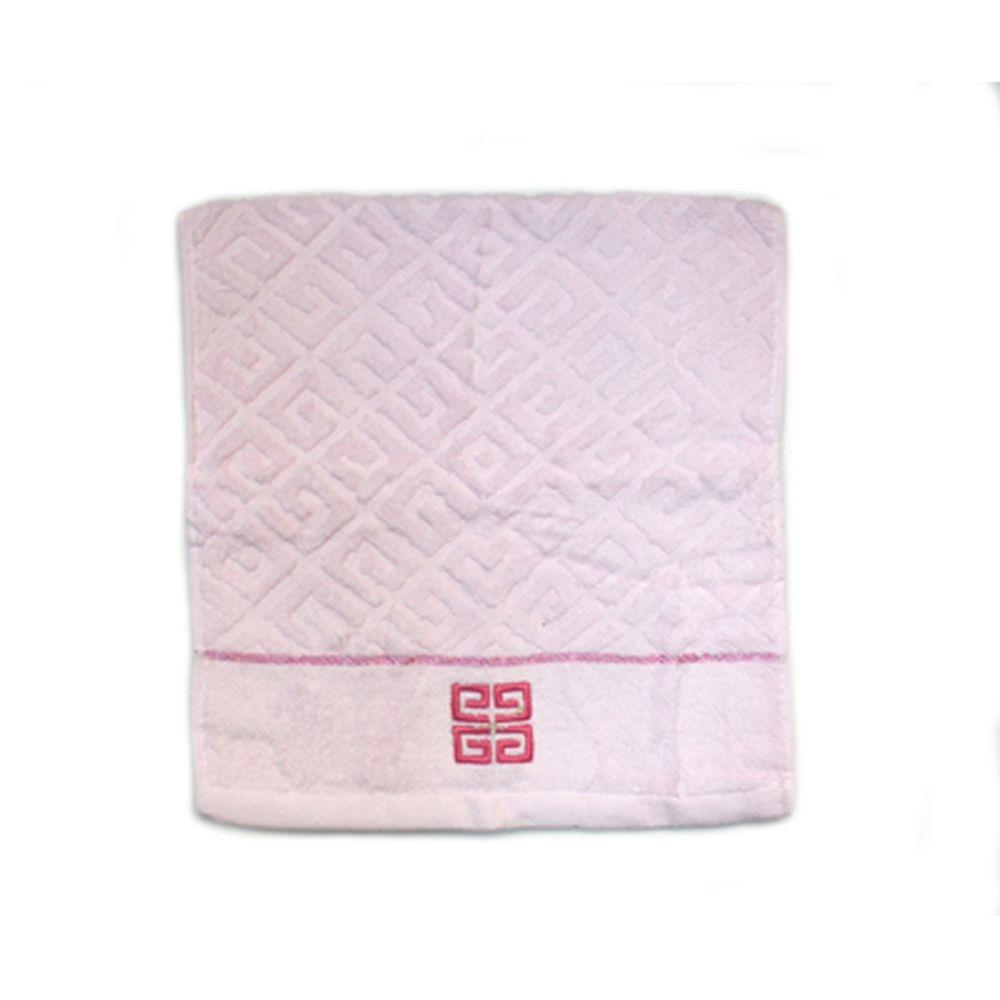 VETTA Полотенце банное, 100% хлопок Greek 48x90см розовое арт FBS9015