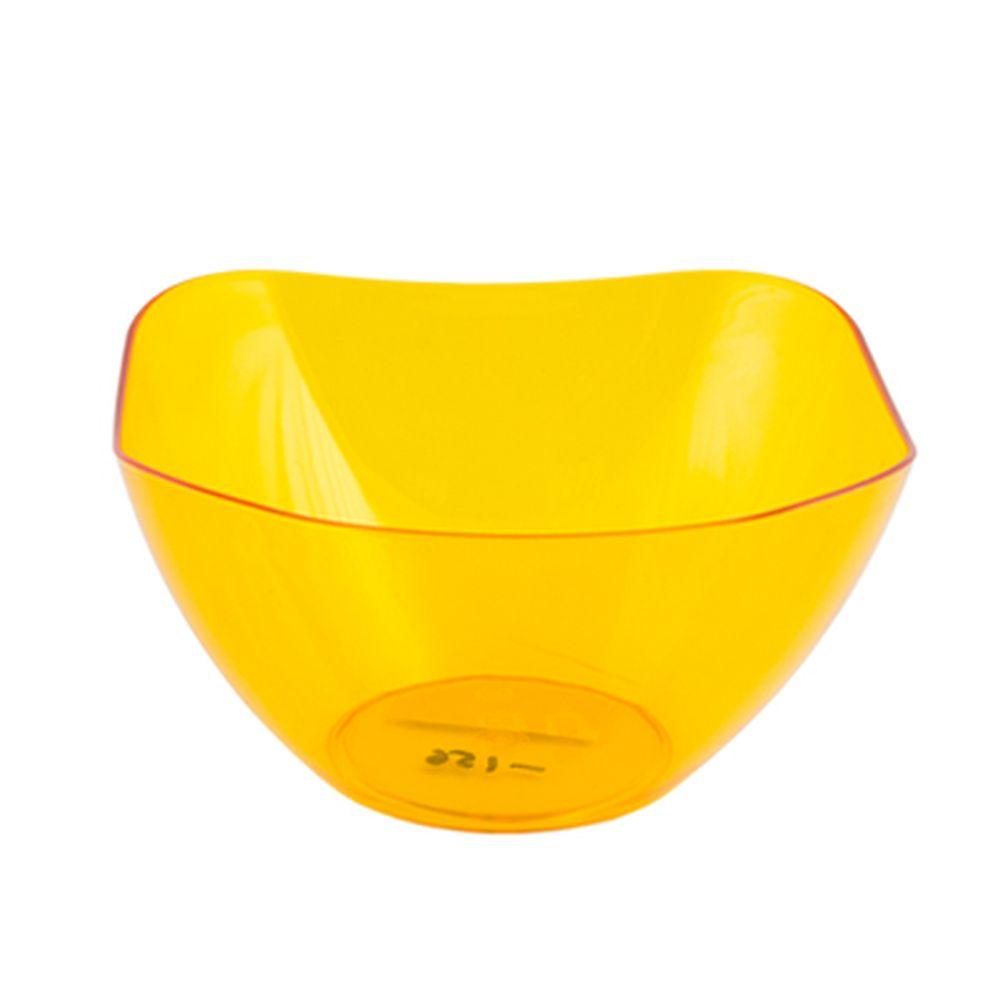 Салатник 1л Айс, оранжевый, 7818 Berossi