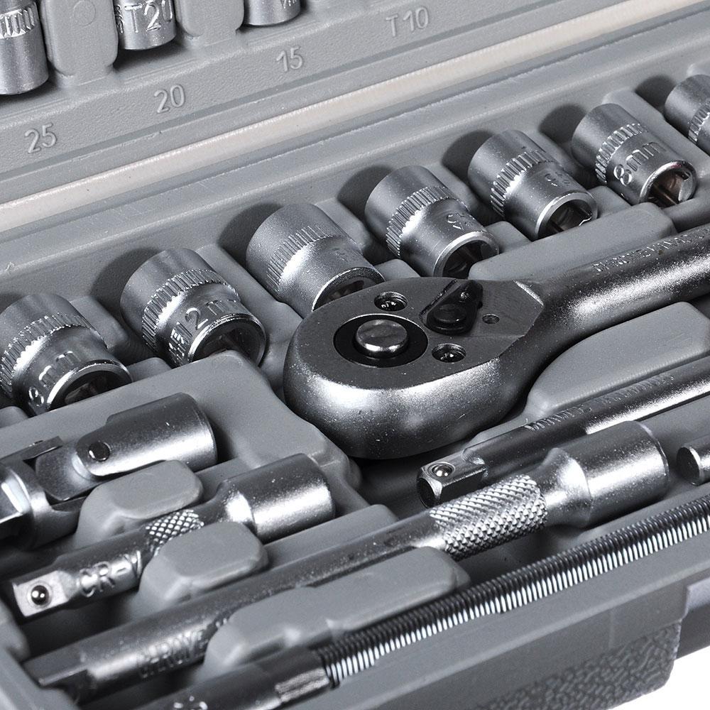 FALCO Набор инструментов 47 пр. (260*160*70мм)