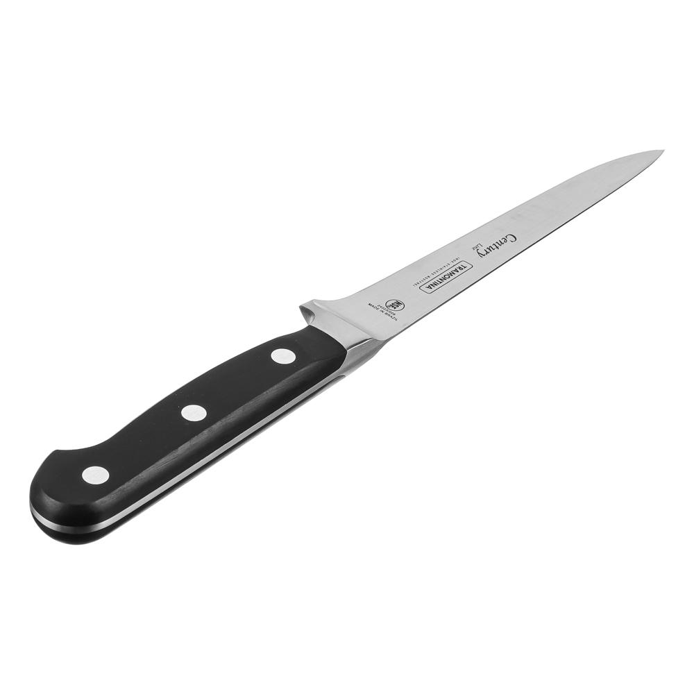 Нож филейный гибкий 15см, Tramontina Century, 24023/006