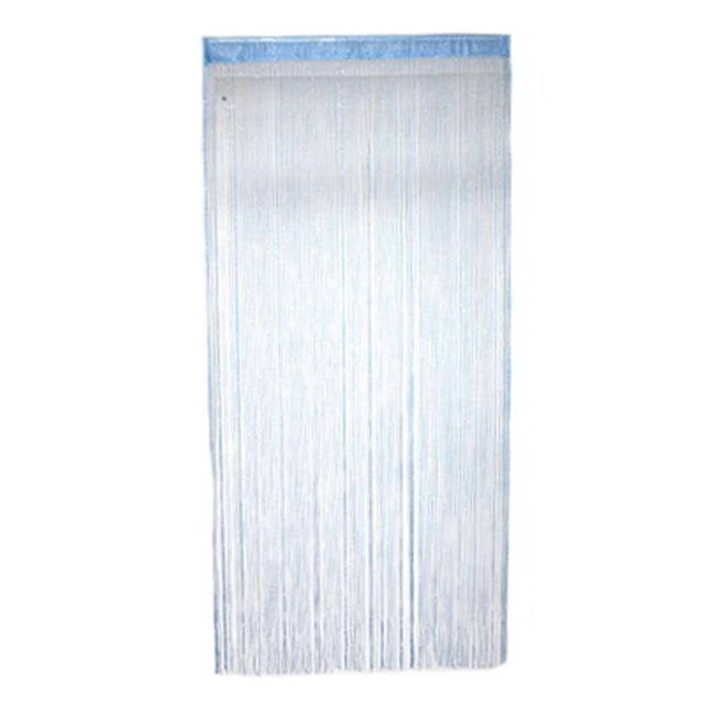 Занавеска нитяная 1x2м, с блестками, арт. 101