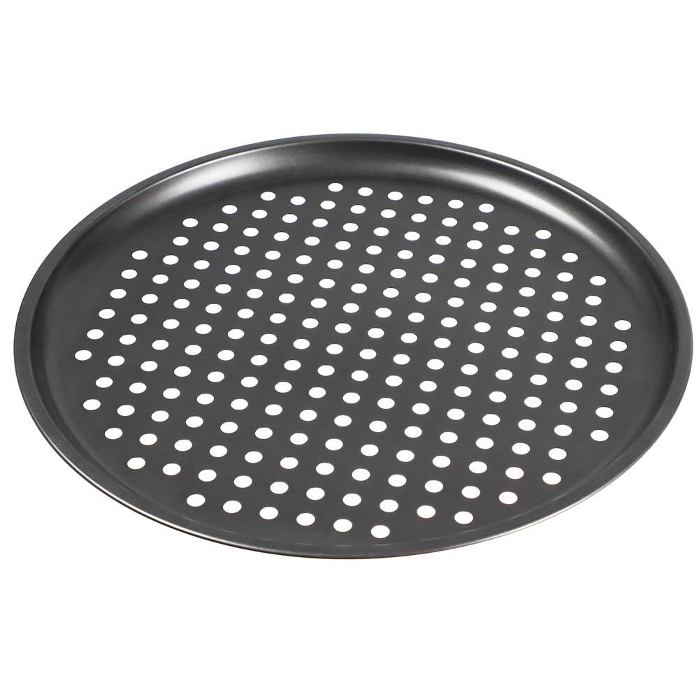 Форма для пиццы перфорированная, 33,5x1 см, VETTA
