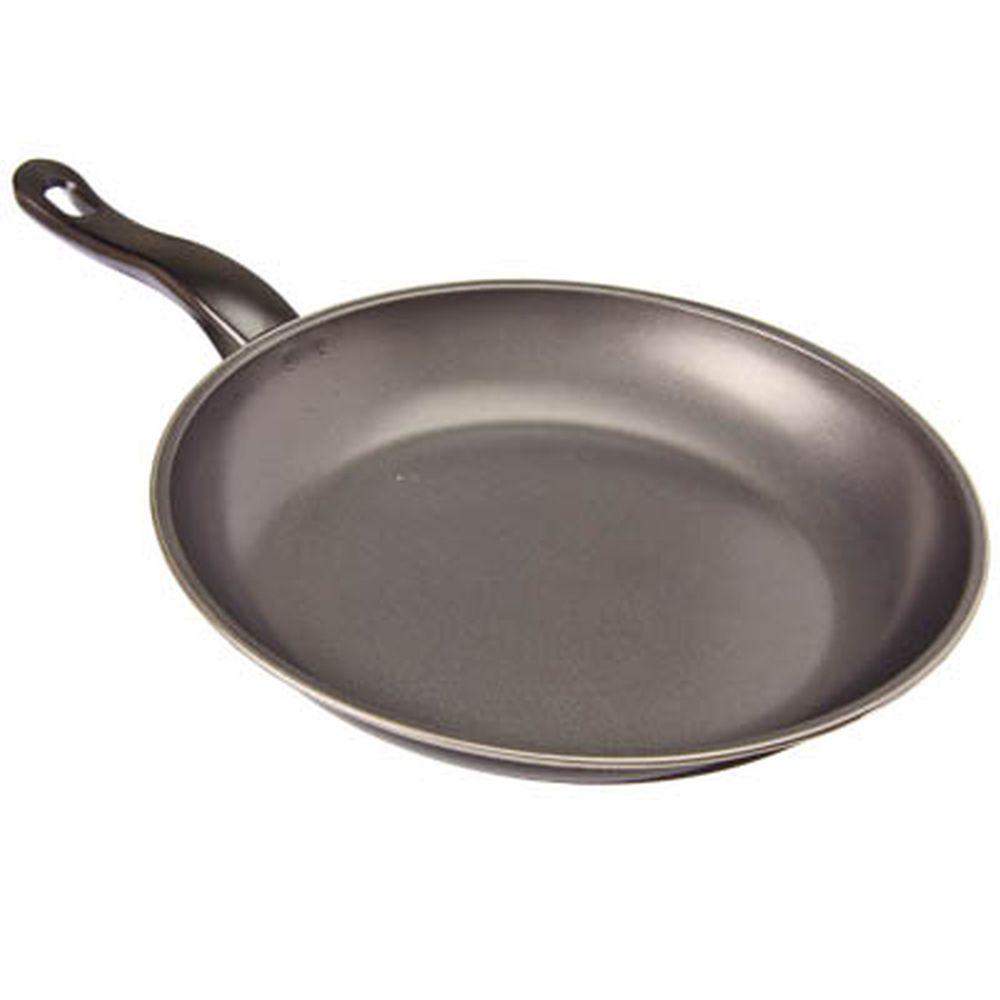 Сковорода с антипригарным покрытием, сталь, d25 см