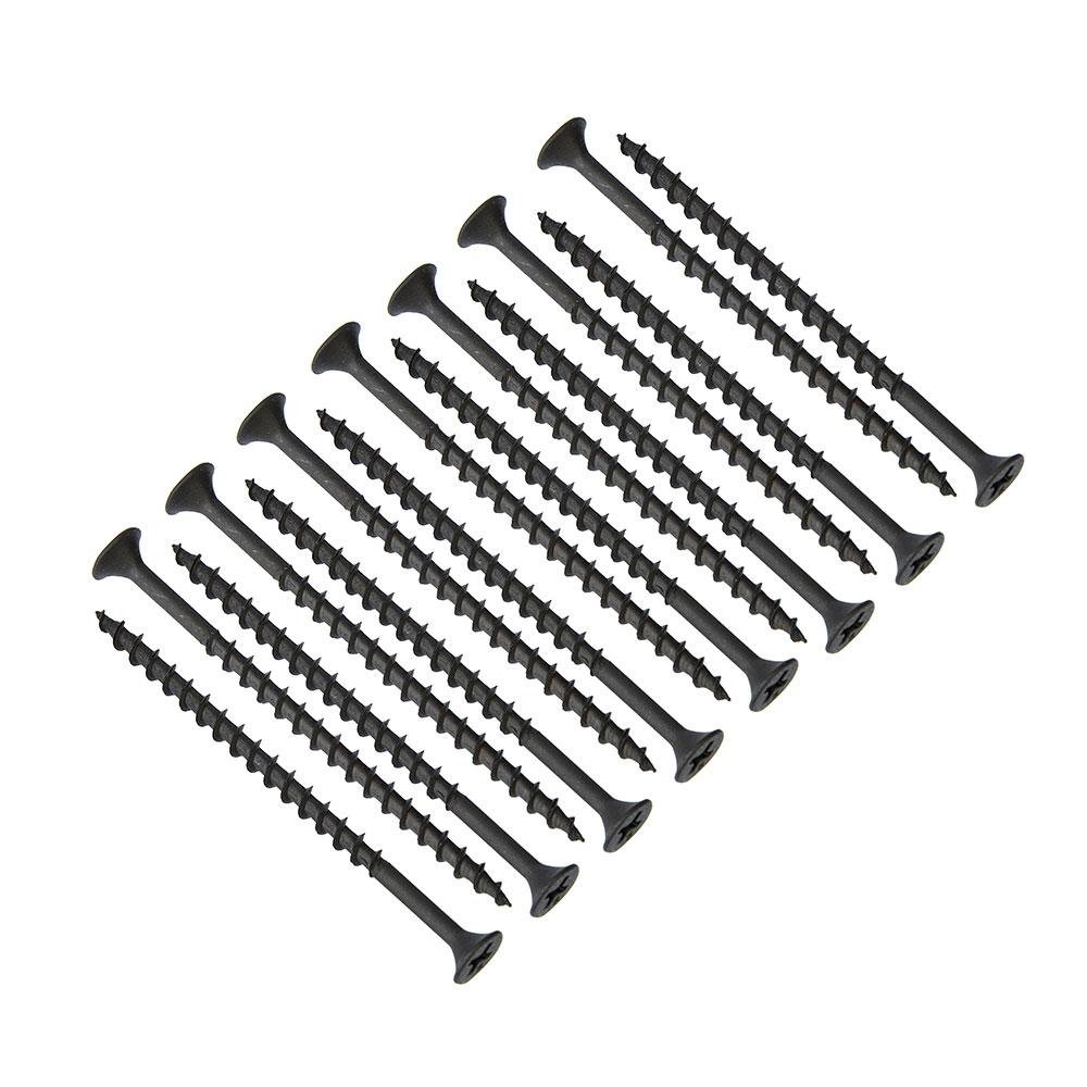Саморез оксид крупный шаг 3,8x64мм, (15 шт), 100709
