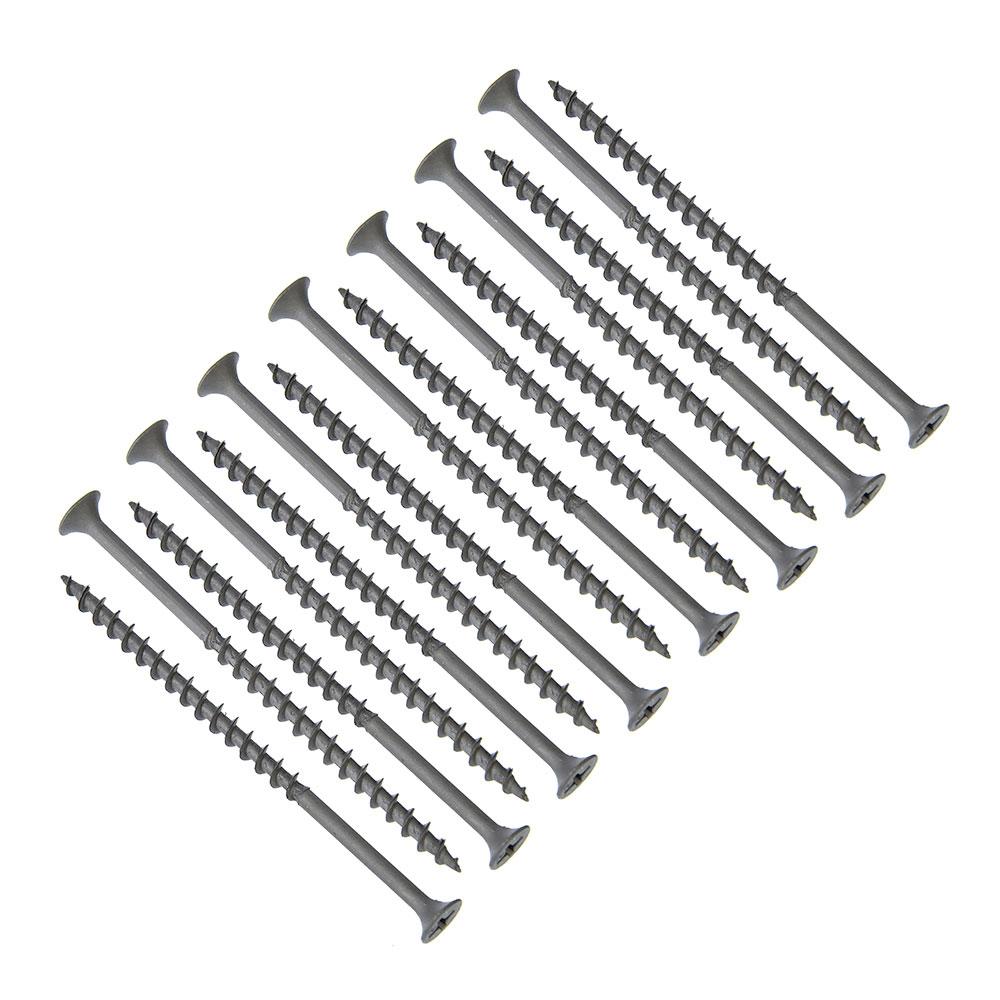 Саморез оксид крупный шаг 4,2x76мм, (15 шт), 100710