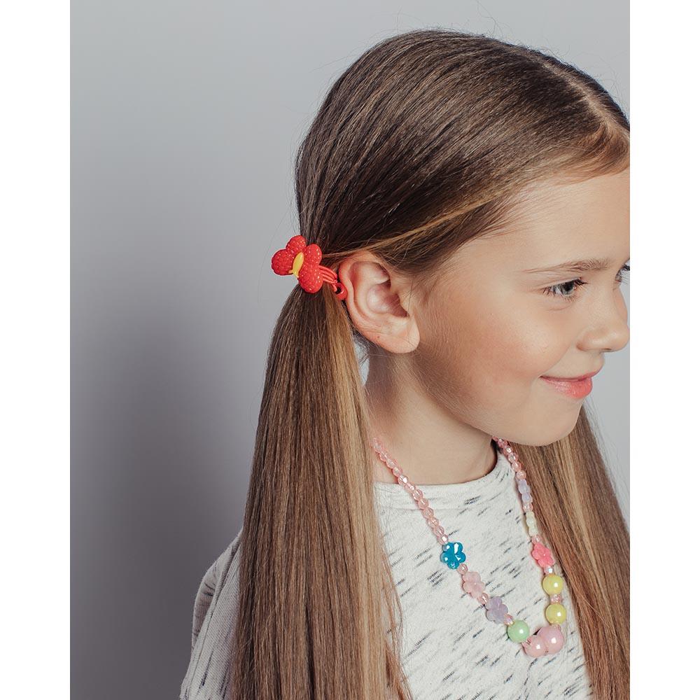 """Резинки для волос BERIOTTI """"Очаровашки-2"""", 12 шт, d.6 см,  5-6 дизайнов"""
