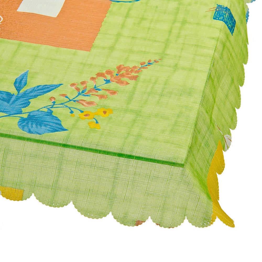 Скатерть на стол, полиэстер, 140х180см