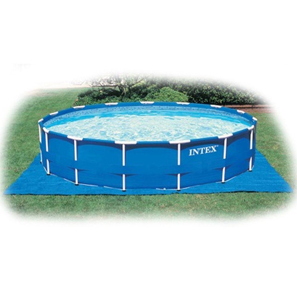 INTEX Бассейн каркас.метал, 457x122см, Frame Pool, 54946/28236
