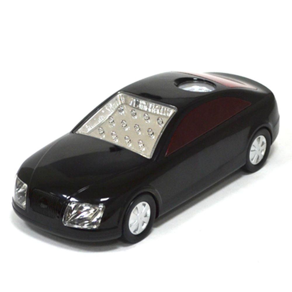 Компрессор автомобильный MODERN CAR с аккумуляторной LED подсветкой , 75101