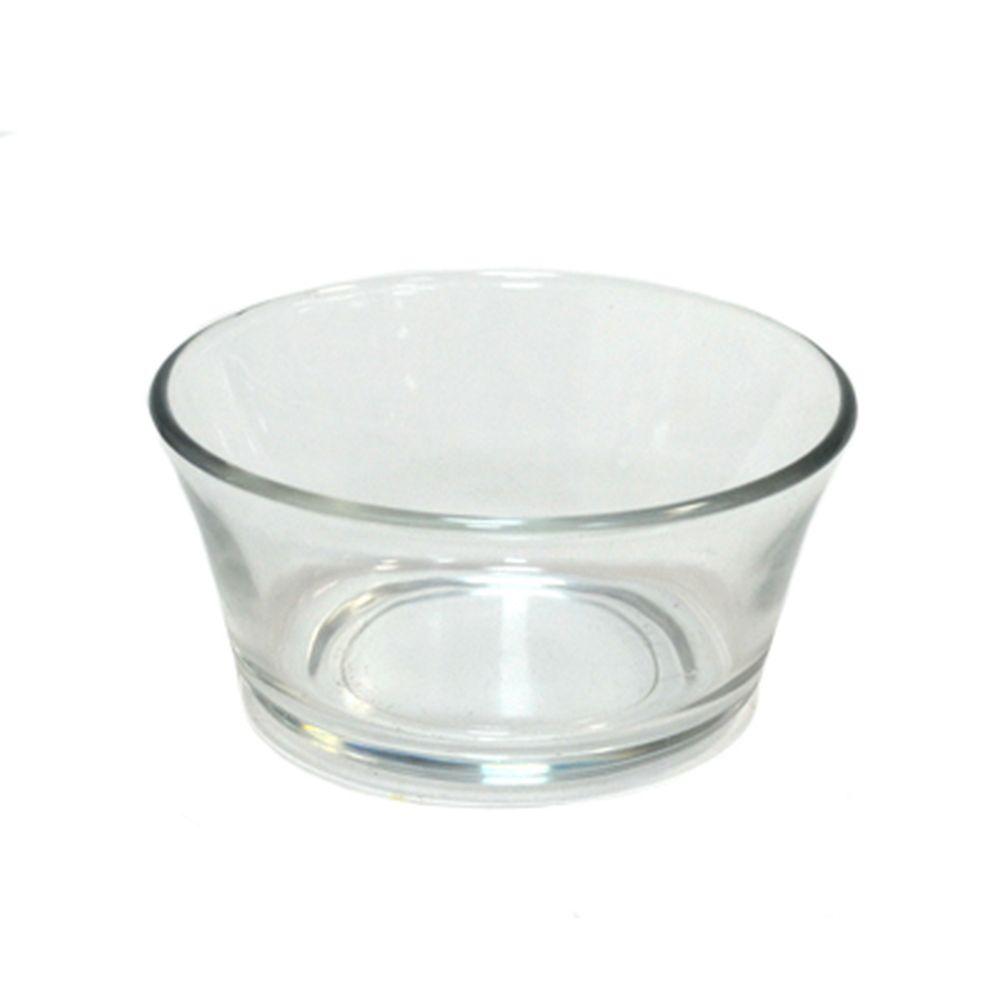 Салатник d10см прозрачное стекло TR-B421K