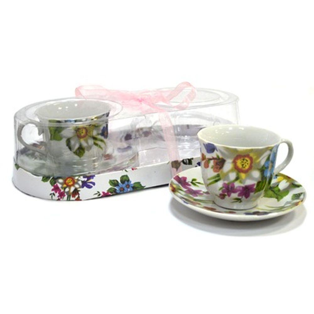 Набор чайный 4 пр. 250мл DL-F2PO-007