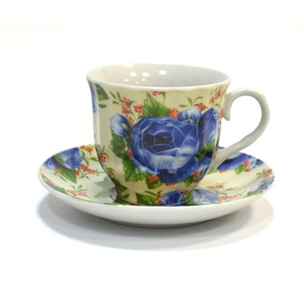 Набор чайный 12 пр. 250мл DL-F6-001