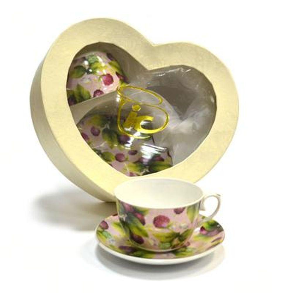 Набор чайный 4 пр. Ежевика 240мл 4/МВ85