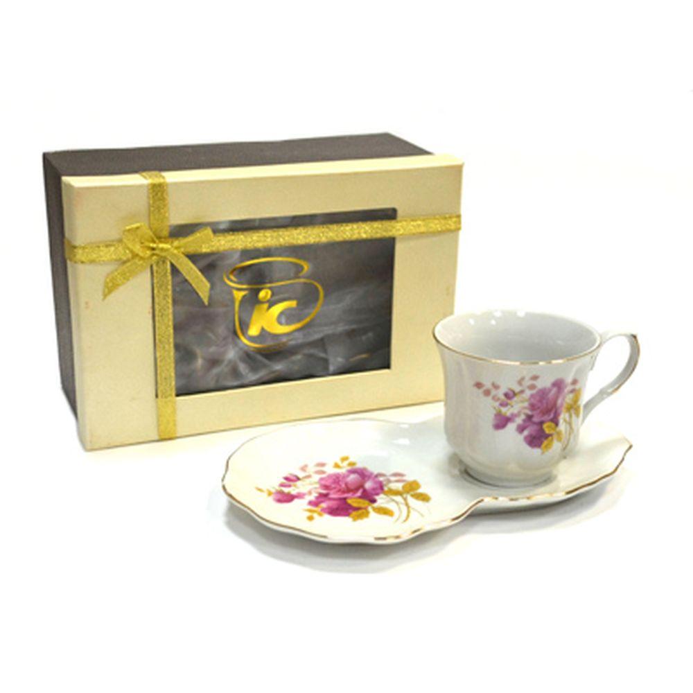 Чайная пара 230мл CV006/CV017