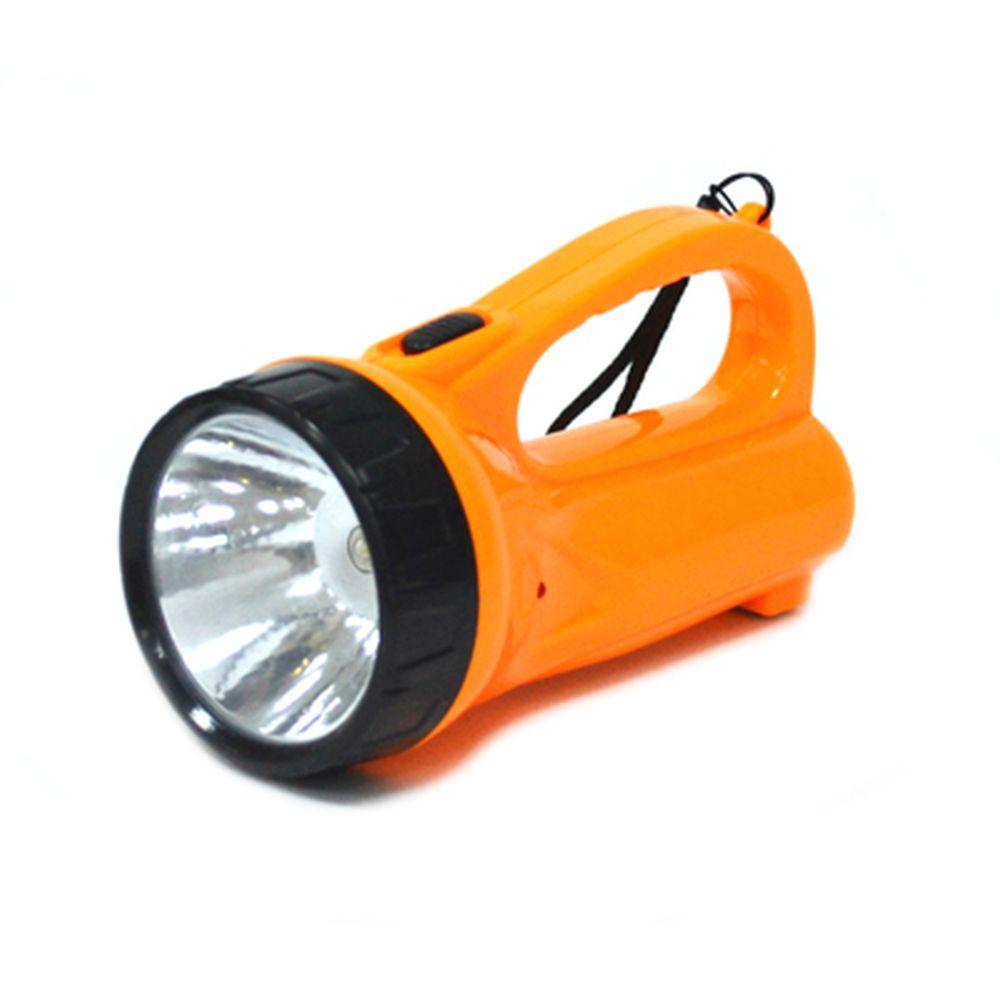 Фонарь аккумуляторный, светодиодный, 222