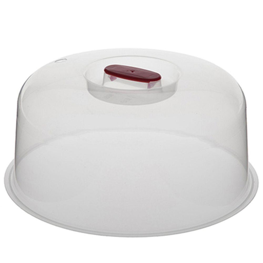Крышка для СВЧ, пластик, арт.ПБ228, Полимербыт