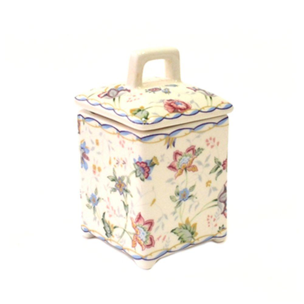 Букингем Банка для сыпучих продуктов, керамика, 300мл, в подароч.упак.