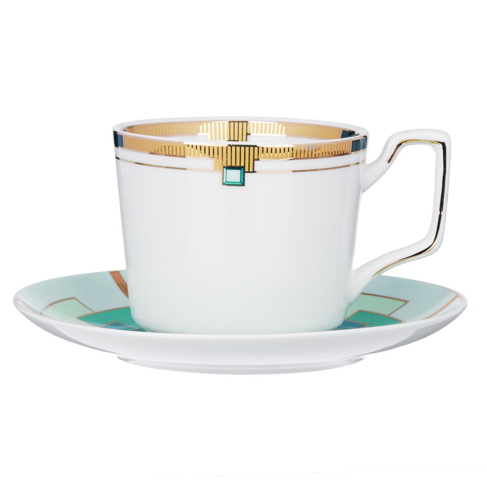 """Набор чайный 12 пр. """"Цветочный аромат"""" 250мл, в подароч.упак., фрф"""