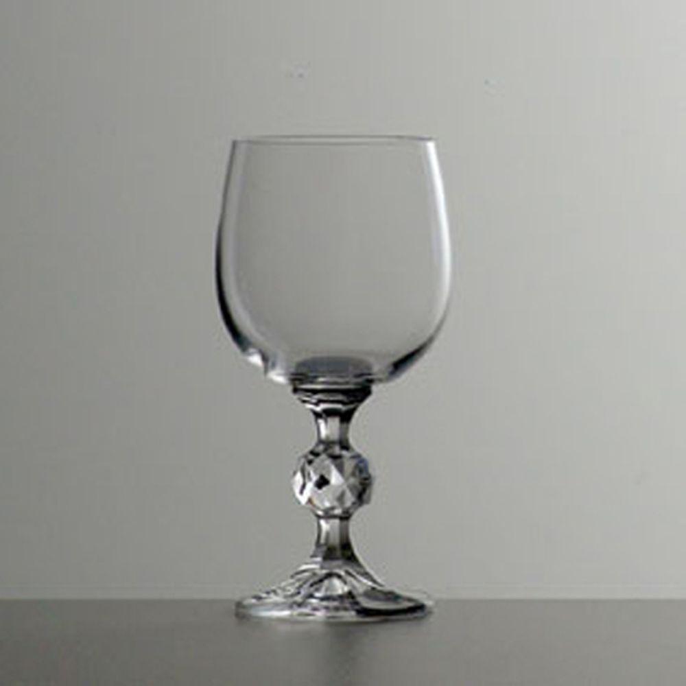 Клаудия Набор бокалов 6шт для вина 190мл, 40149 Богемия