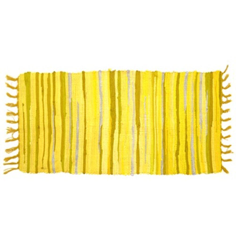 """Коврик прикроватный 60x120см, """"Сolored stripe"""""""