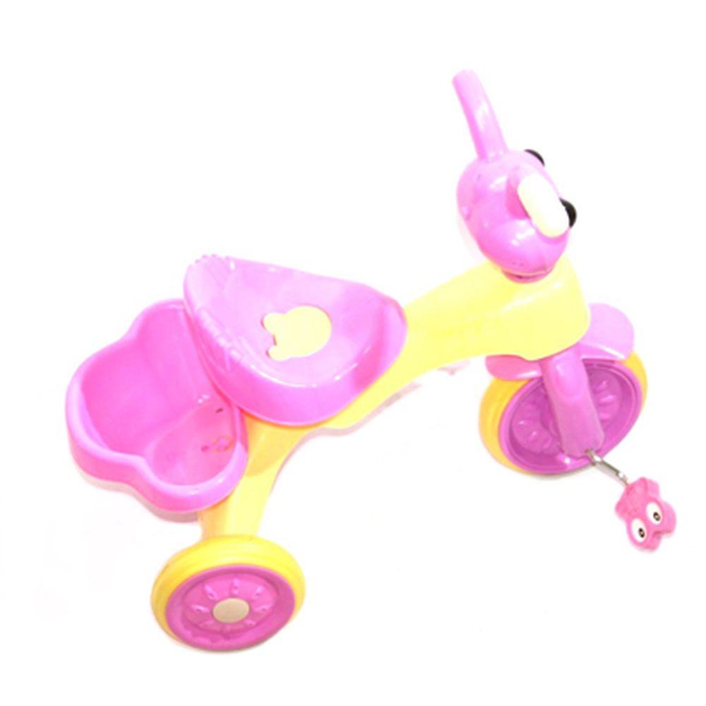 Велосипед трехколесный основа пластик арт. GC03