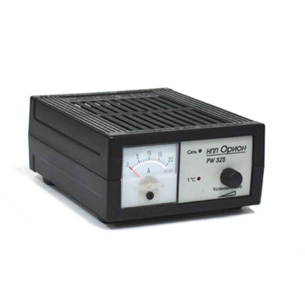 ОРИОН Зарядное устройство PW325 0,8-18А стрелочный индикатор, автоматический режим