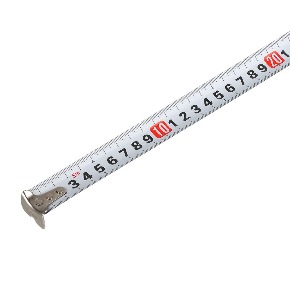 FALCO Рулетка карманная STATUS автостоп (5м х 25мм)