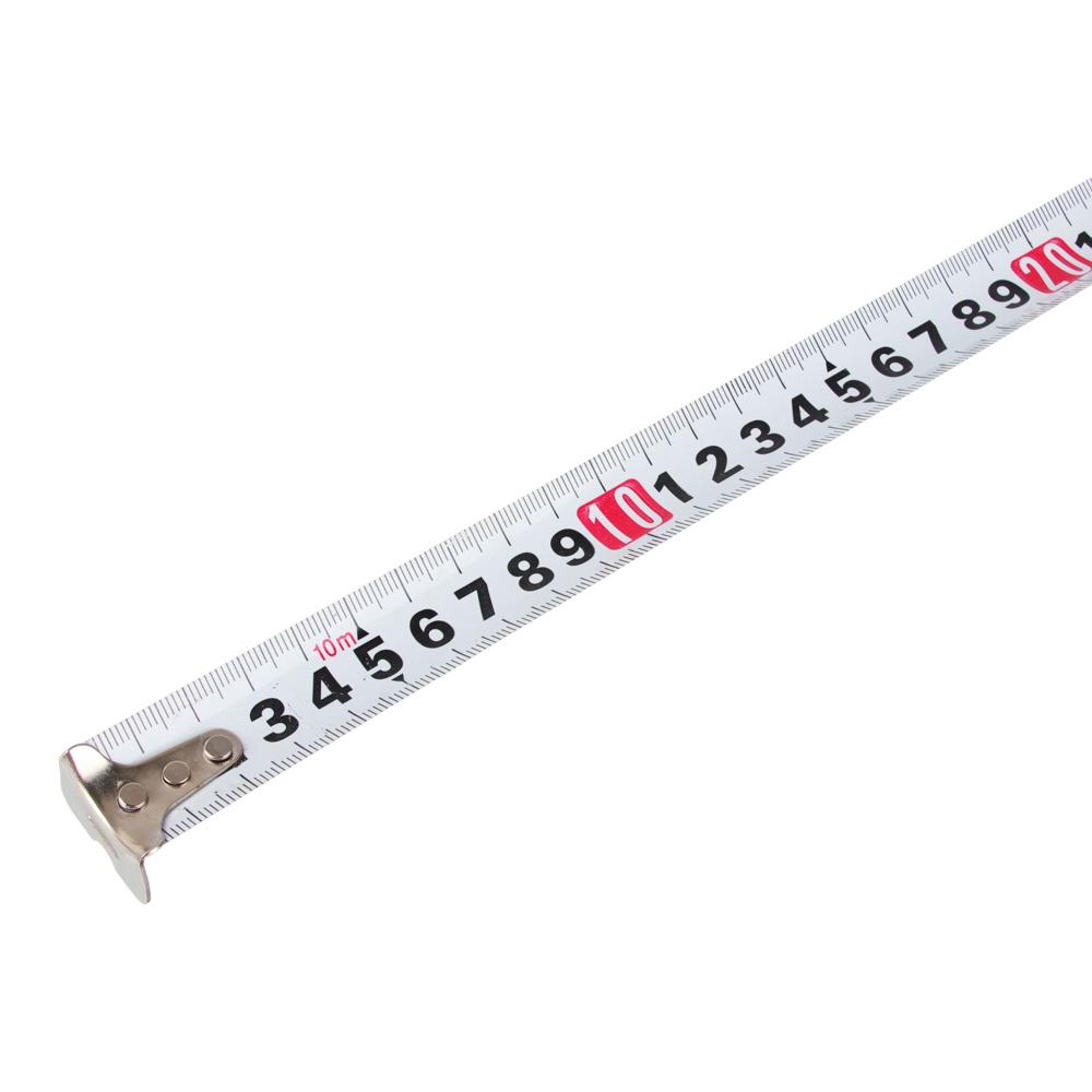 FALCO Рулетка карманная STATUS автостоп (10м х 25мм)