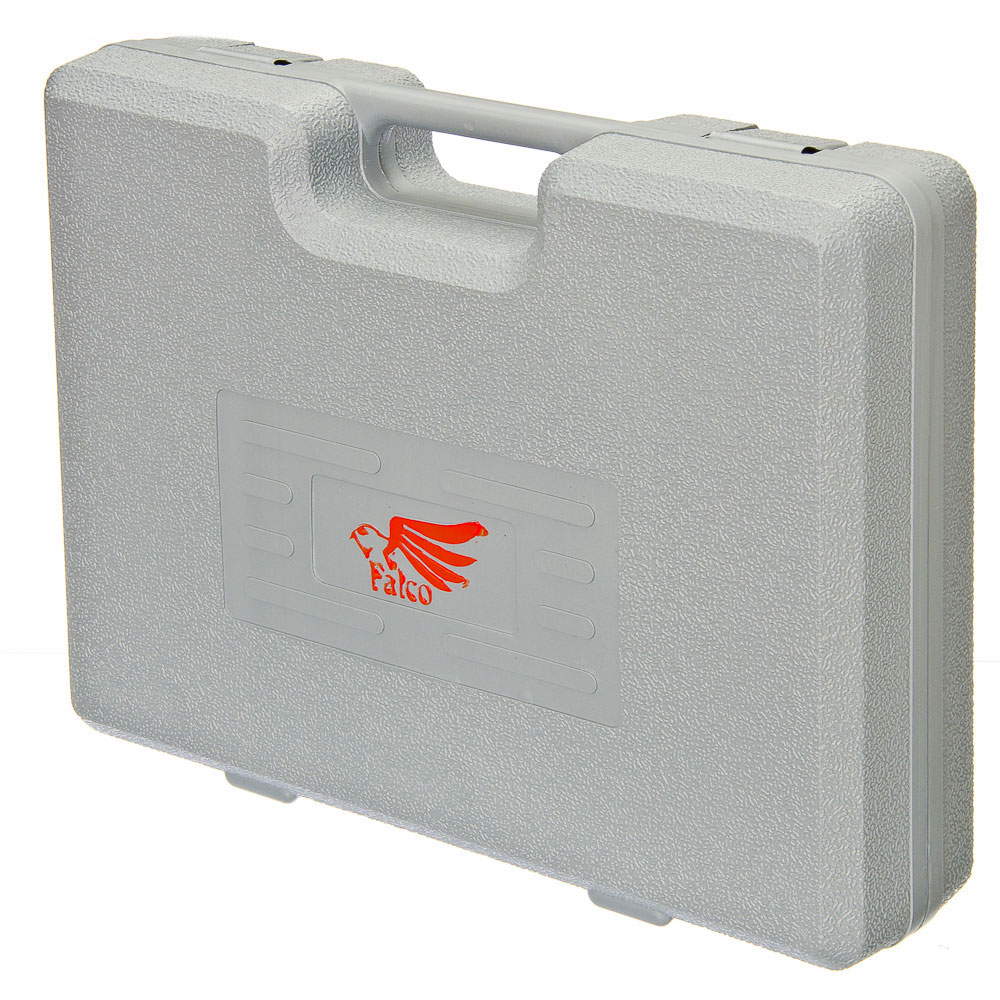 FALCO Дрель-шуруповерт аккум. CD-18/ДК,18В;1,2А*ч;0-550об/мин,12 Нм,10мм(з/у3-5ч), доп батар., кейс