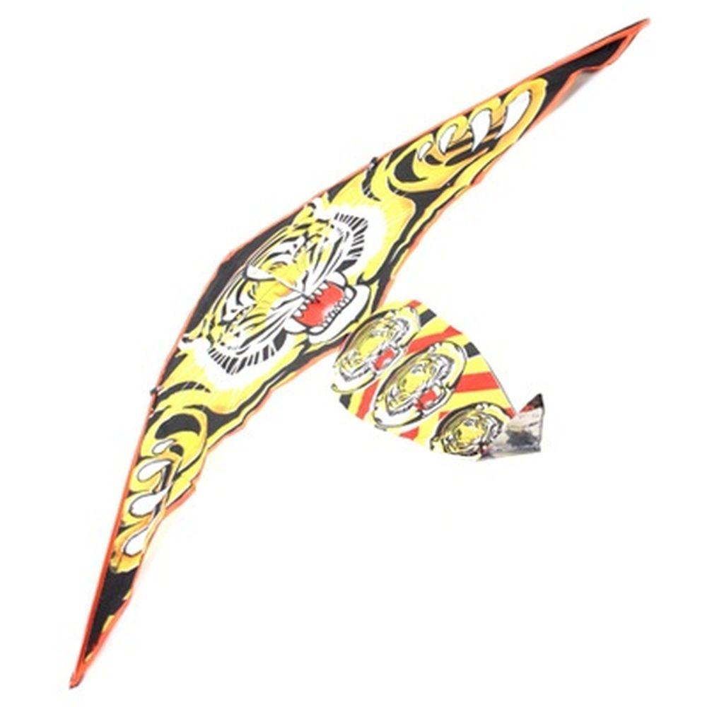 """Воздушный змей """"Дикий зверь"""" ширина 70см, 3 дизайна"""