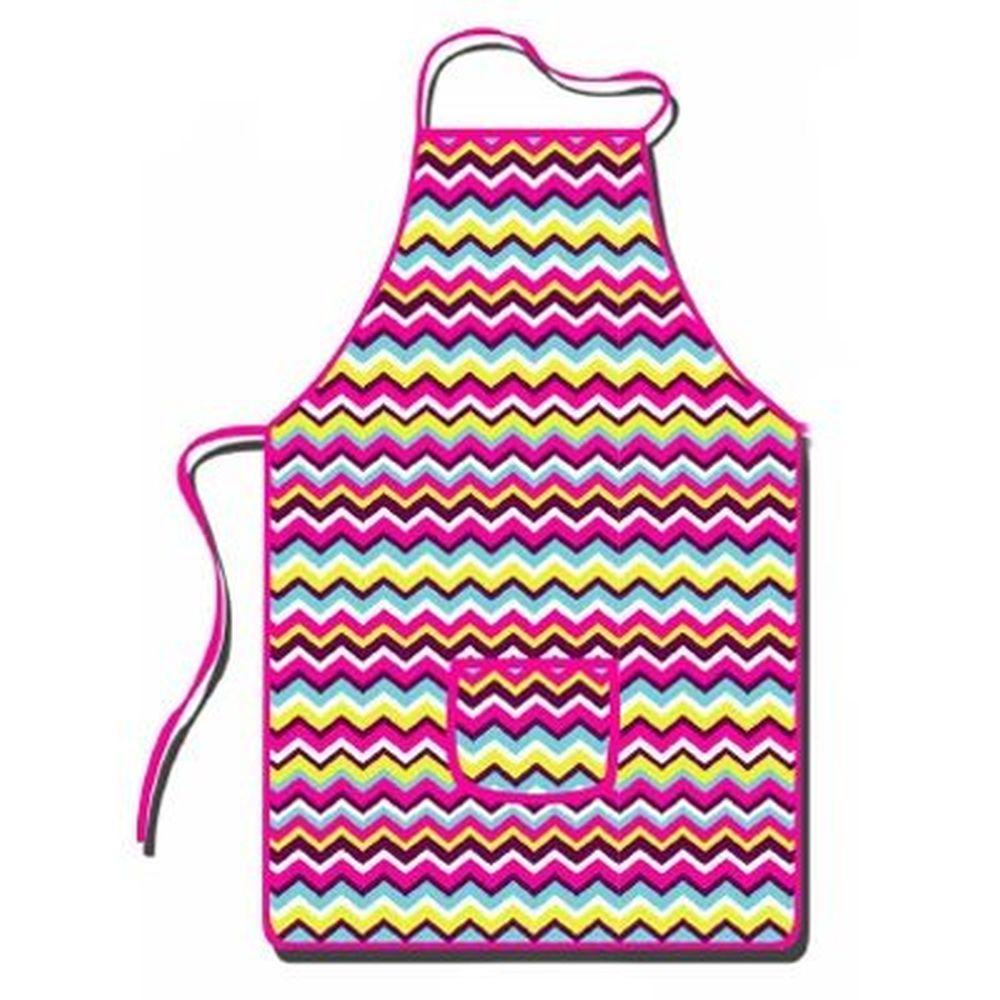 VETTA Kitchen Фартук, полиэстер, 51x76см, Righe color