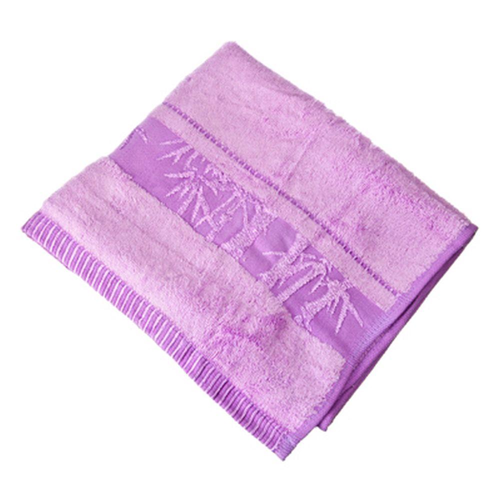 VETTA Полотенце банное, 100% хлопок, 50x90см, Calabria лиловое