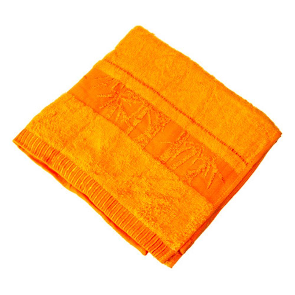 VETTA Полотенце банное, 100% хлопок, 50x90см, Calabria оранжевое