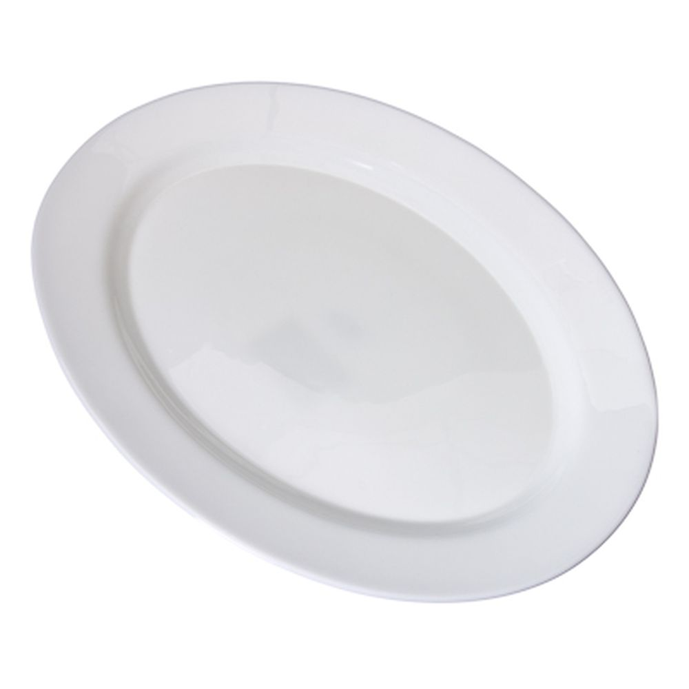 VETTA Ариция Блюдо овальное опаловое стекло тонкое 300мм LYP120/2