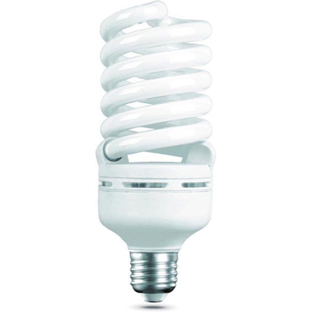 VETTA Лампа энергосберегающая E27 55W 6400K спираль