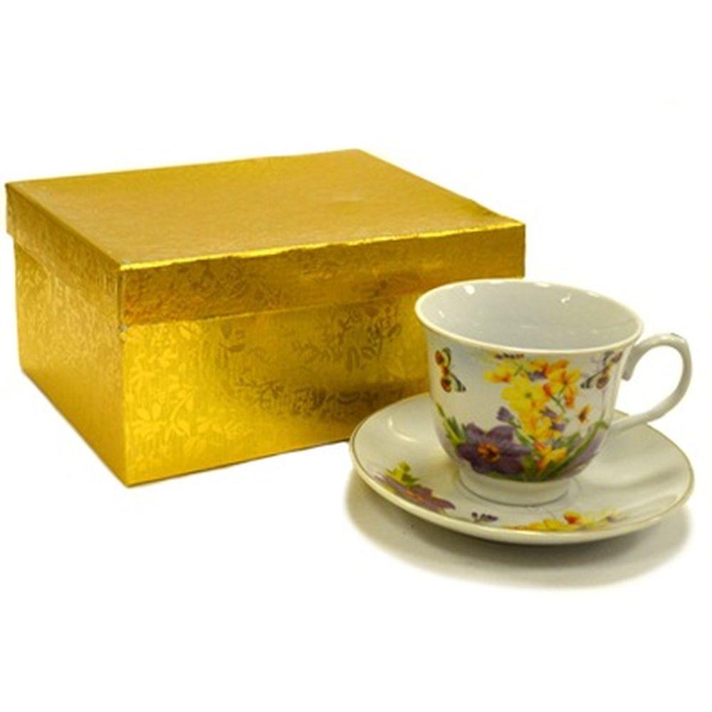 Набор чайный 4 пр. 220мл 12-69124